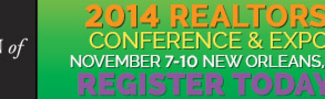 Visit us at NAR 2014 – Booth 1441!