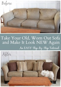 Couch-Makeover